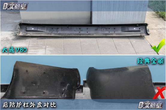 [详细]       详细] 【上汽大通vs全顺拆解对比】底盘防护